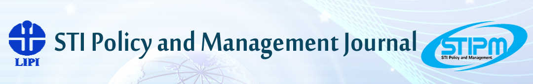 STI Policy and Management Journal